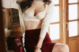 韩国网拍女神孙允珠内衣诱惑气质第二套写真66